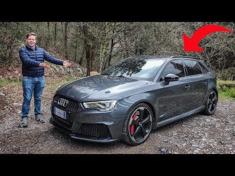 Audi RS3: POTENZA E TRAZIONE A NON FINIRE! ?
