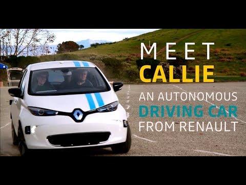 Groupe Renault: autonomous obstacle avoidance