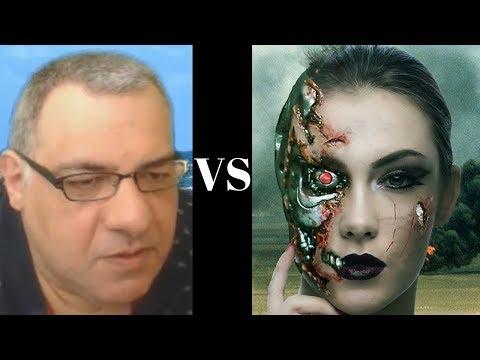 Kingscrusher vs AlphaZeros little sister- Leela Zero (ID 289, 290):Human vs Artificial Intelligence