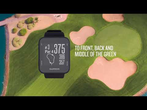 Garmin Approach S10 Golf Watch: Know the Course