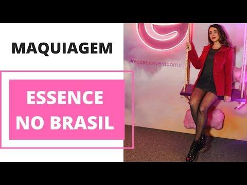 Maquiagem Essence é boa? Onde comprar no Brasil? Resenha