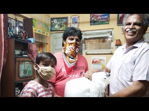 Charis Pandemic Outreach in India