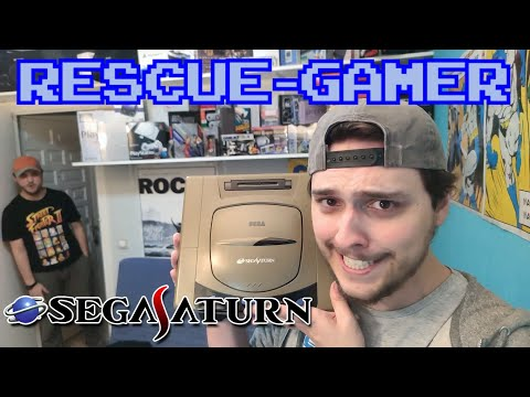 SEGA Saturn    Rescue-Gamer