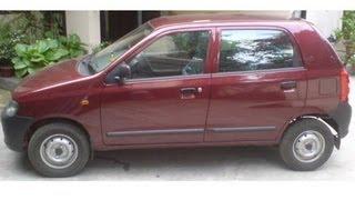 Maruti Alto Car Price - YouTube