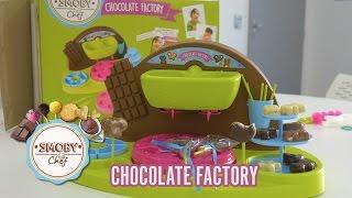 Chocolate Factory de Smoby Chef - Démo en français