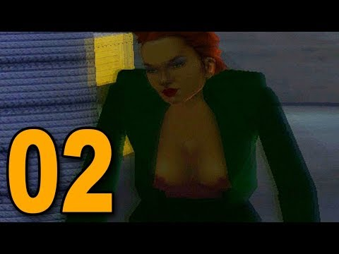 Grand Theft Auto: III - Part 2 - Dem Graphics