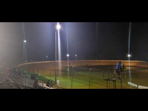 Stinger Feature Race Outlaw Speedway 7/24/21 - dirt track racing video image