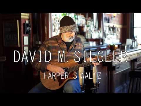 Blackbird Sessions featuring David Siegler- Harper's Waltz