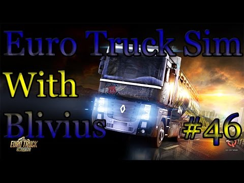 Op naar Zürich - Euro Truck Simulator #46