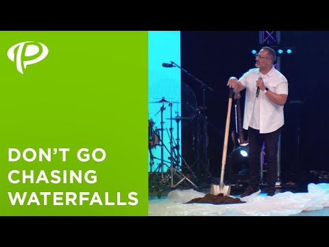 Don't Go Chasing Waterfalls // Pastor Michael Turner