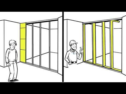 XR Lydlægte vs. standardlægter - Gyproc ByggeOptimering