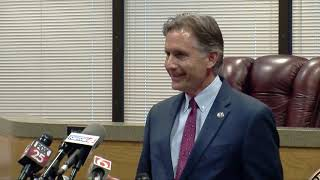 Opioid Trial - Attorney General Mike Hunter remarks about conclusion of trial