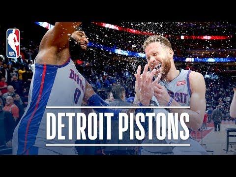Best of the Detroit Pistons | 2018-19 NBA Season