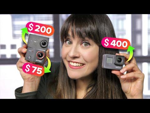 GoPro vs. Yi 4k vs. Akaso 4k