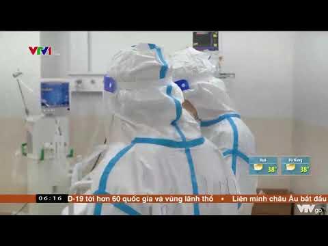 Áp lực ở Bệnh viện Hồi sức COVID-19 | VTV24