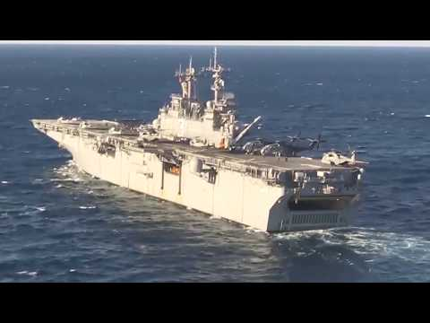 DFN: Ships of the Amphibious Ready Group, UNITED STATES, 02.08.2018