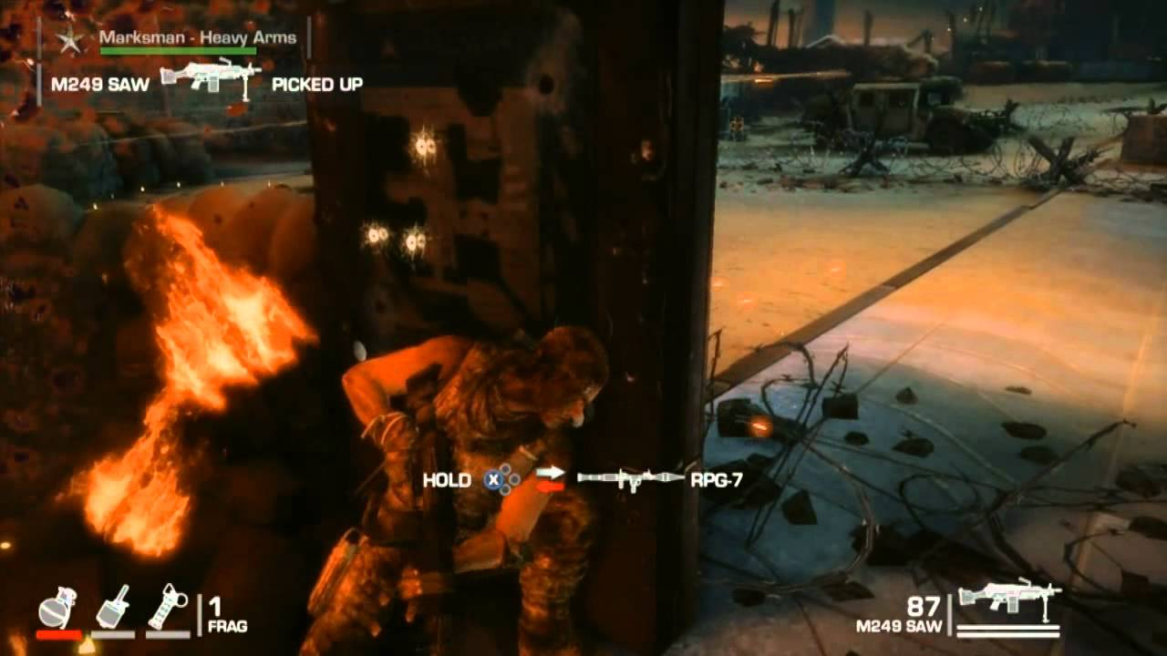Lets Play:Spec Ops:The Line Episode 2PT6(By dima0301)
