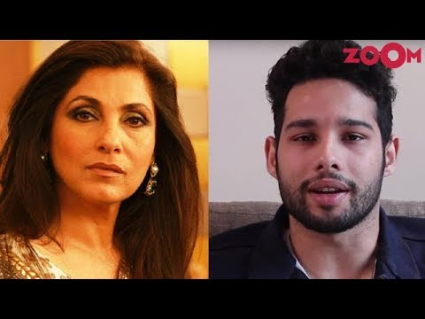 Dimple Kapadia to star in Christopher Nolan's 'Tenet' | Siddhant to be voice of Chris Hemsworth