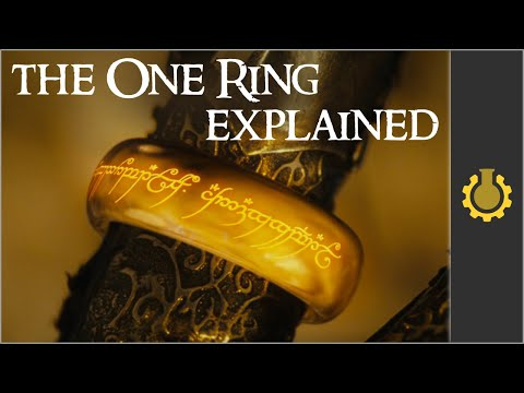 The One Ring Explained. (Lord of the Rings Mythology Part 2) - UC2C_jShtL725hvbm1arSV9w