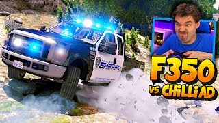 LSPDFR 0.4.2 LIVE - F350 in the Wilderness (Sheriff Patrol) | GTA 5 Police Mod Realistic Roleplay