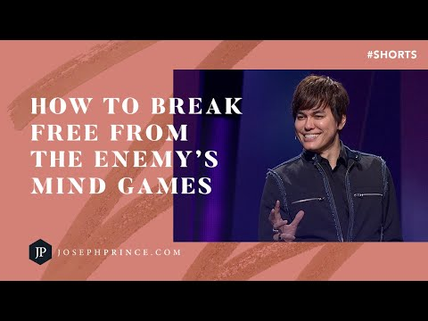 How To Break Free From The Enemy's Mind Games  Joseph Prince #Shorts