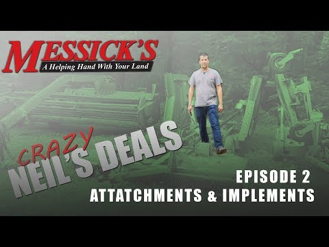 Crazy Neil's Deals | Tractor Attachments & Implements. Ep2. Picture