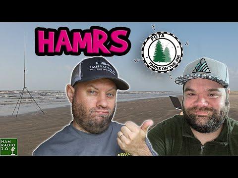 Best Ham Radio Logging Software for POTA | HAMRS, Ham Radio Logger