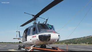 Spokane Co. Sheriff's helicopter makes amazing rescue