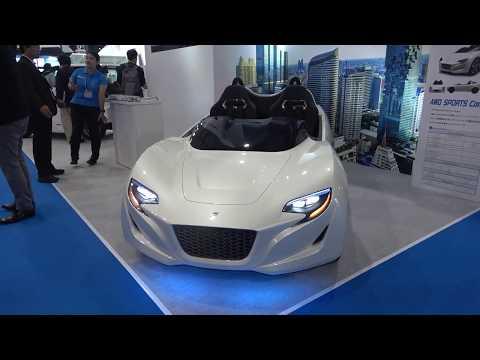 Cambrio sports car AWD 2020