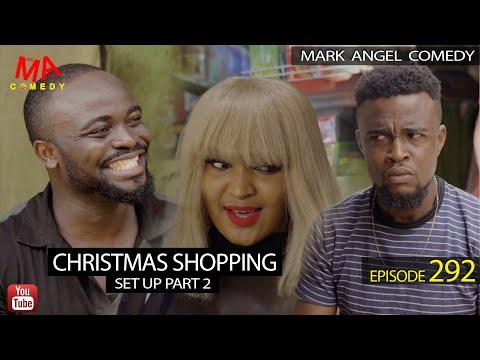 CHRISTMAS SHOPPING (Mark Angel Comedy) (Episode 292)