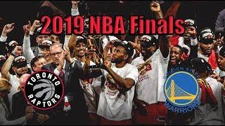 NBA Finals Recap: Raptors Dethrone Warriors