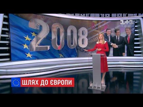 Україна 23 роки йшла до запровадження безвізового режиму з ЄС