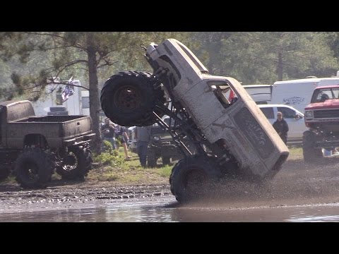Mud Trucks of the South
