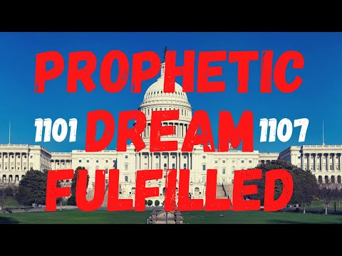 Prophetic Dream Regarding The Capitol Building  INTO THE DAY ~ Ep. 3
