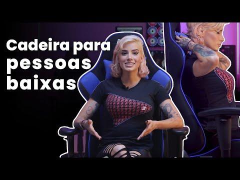 Cadeira para pessoas BAIXAS 1,57m | Como escolher?!