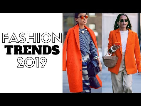 Video: 3 fashion trends to wear right now | Winter fashion 2019