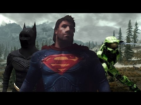 Top 5 Superhero Mods In Skyrim - UCKy1dAqELo0zrOtPkf0eTMw