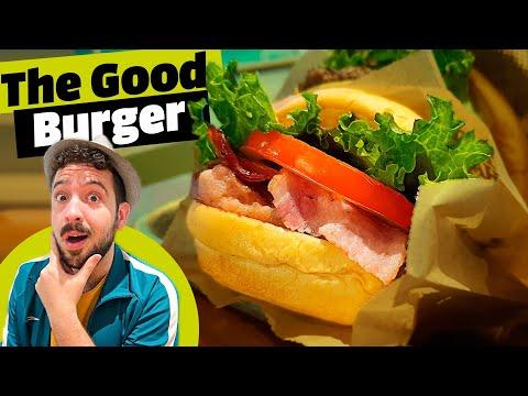 ¡PODEROSA BLT! Vuelvo a TGB probando NUEVAS HAMBURGUESAS Tennessee, Gringa y BLT de The Good Burger