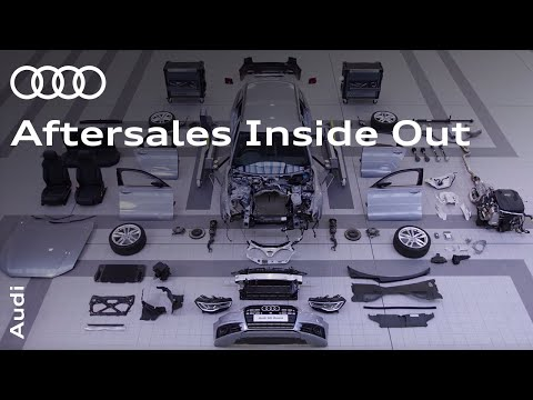 Audi Aftersales 2017: Inside Out