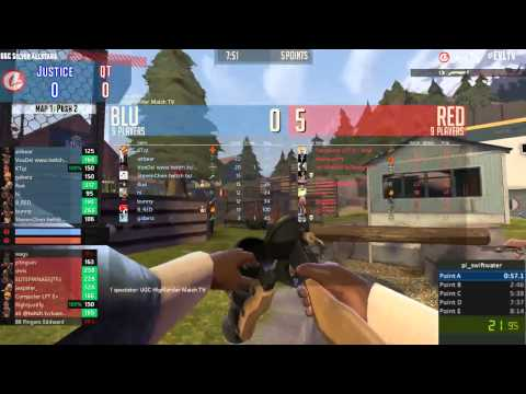 UGC silver HL Allstars Game, Map 1