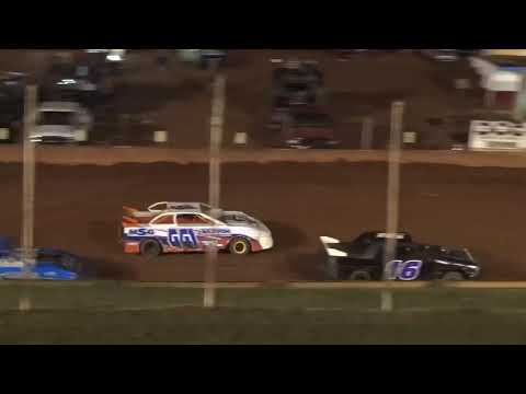 Stock 4b at Winder Barrow Speedway October 9th 2021 - dirt track racing video image