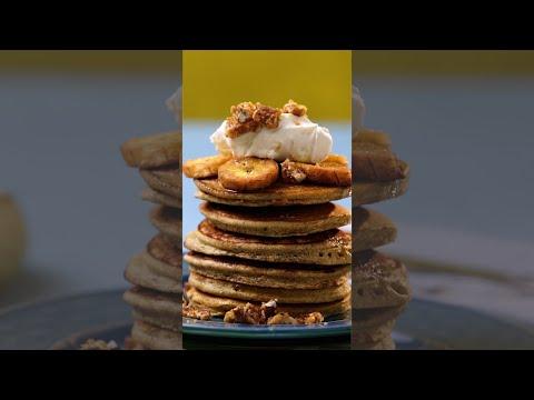 Ultimate pancake recipe ? #shorts
