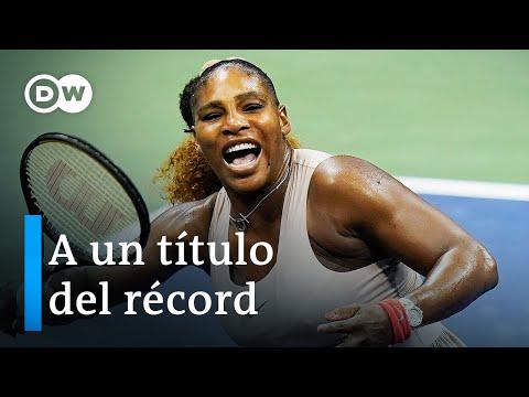 Serena Williams, en crisis, a un paso de hacer historia