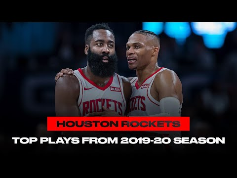 The Rockets Are Primed For A Postseason Run   Best Plays From 2019-20 Season