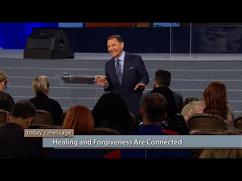Healing and Forgiveness Are Connected