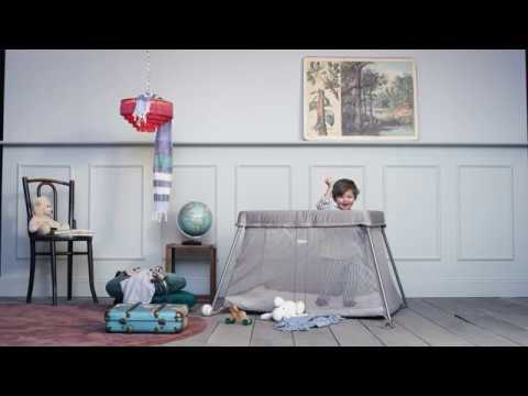 New Travel Crib Easy Go from BABYBJÖRN