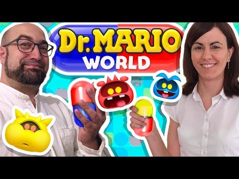 3x20 Dr. Mario World (VS Belinda) (iOS)