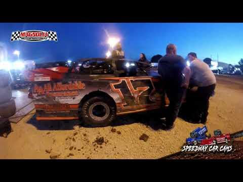#17 Jarrett Jones - 602 Sportsman - Magnolia Motor Speedway 5-30-21 - dirt track racing video image