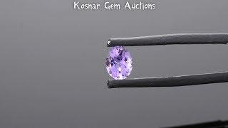 Pretty Purple Brazilian Amethyst Gemstone from KGC