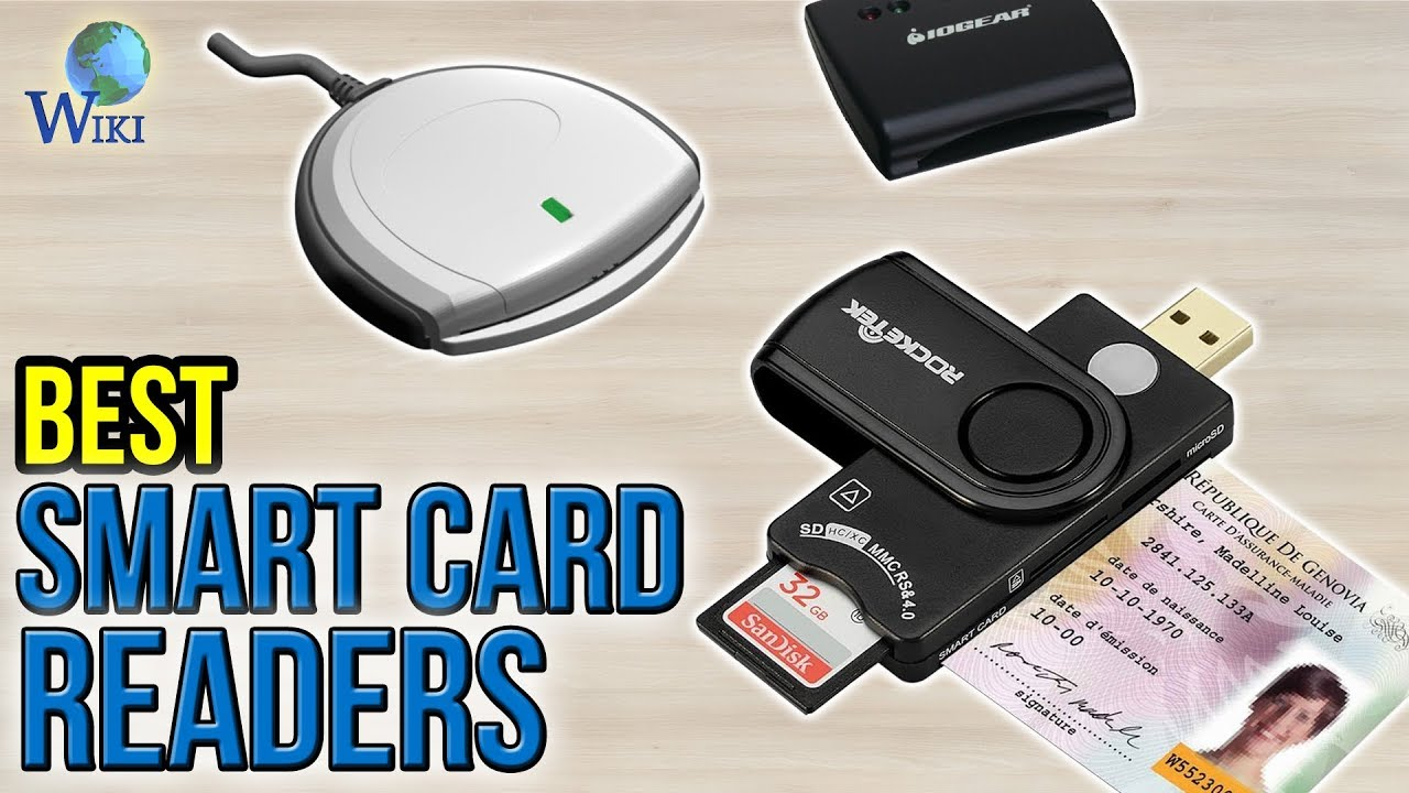 10 Best Smart Card Readers 2017 | ImpressPages lt